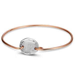 Armband 406 SR Zilver/ Goud