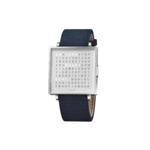 Qlocktwo W horloges koopt u bij Sparnaaij Juweliers in Aalsmeer