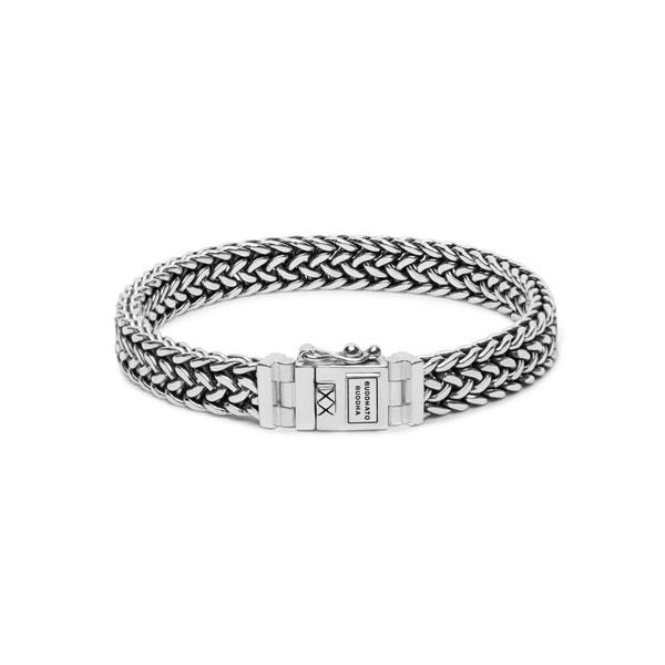 Buddha to Buddha armband Julius small - Te koop bij Sparnaaij Juweliers in Aalsmeer en Hoofddorp