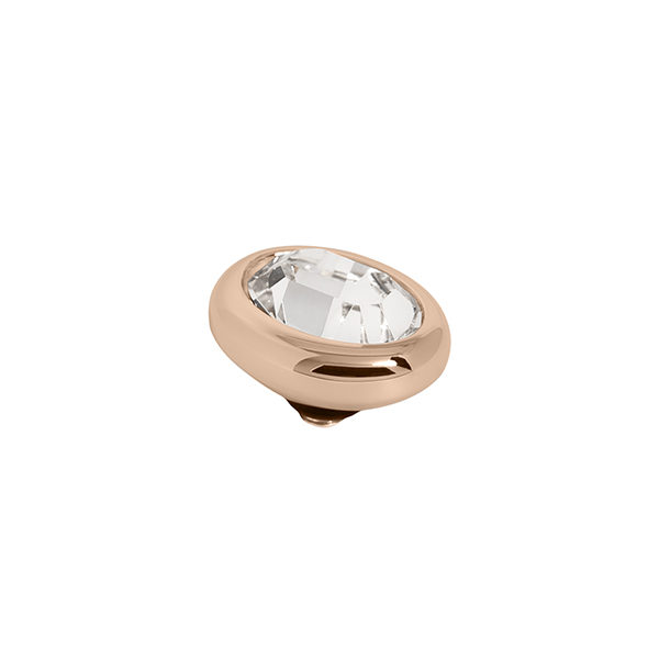 Melano Twisted oval swarovski chrystal 10mm- Te koop bij Sparnaaij Juweliers in Aalsmeer en Hoofddorp