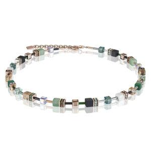 Coeur de Lion collier - hematiet en aventurijn - Te koop bij Sparnaaij Juweliers in Hoofddorp