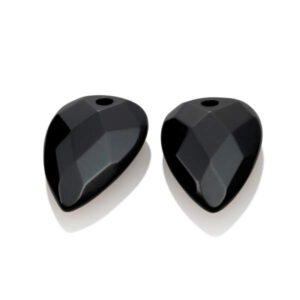 Sparkling Jewels - Oorhangers blossom onyx- Te koop bij Sparnaaij Juweliers in Aalsmeer en Hoofddorp